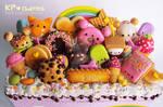 kawaii sweet deco box
