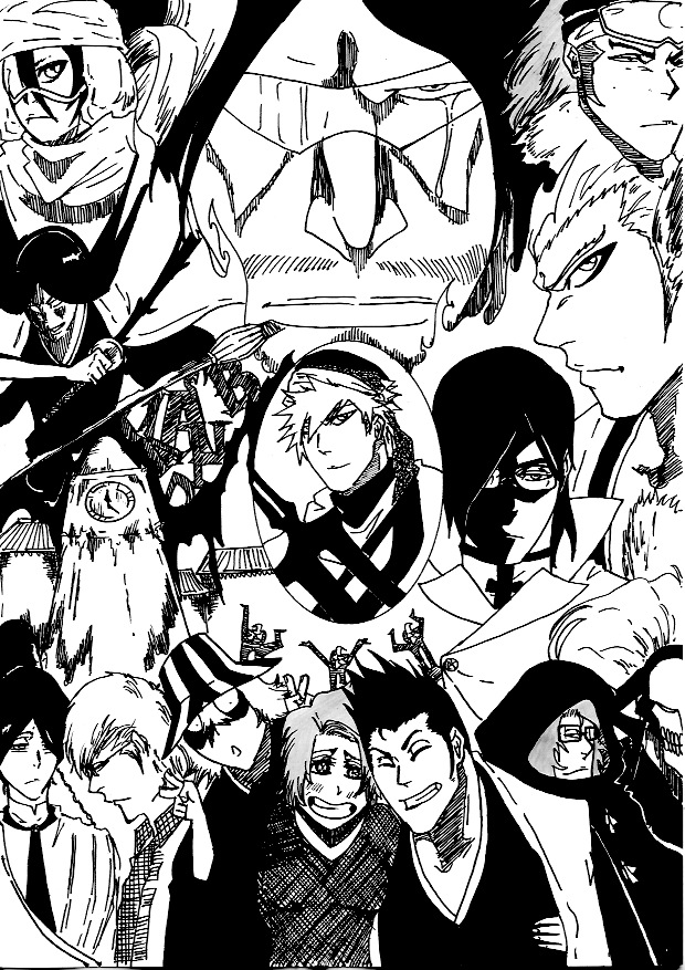 A Year with Bleach - 2013 by Tommo2304