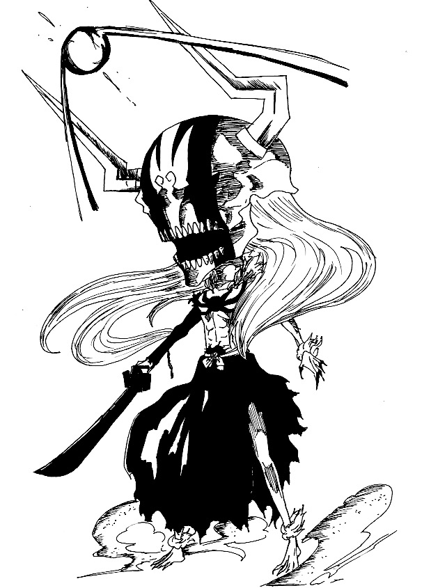 <b>Bleach Kurosaki Ichigo</b> Zanpakuto