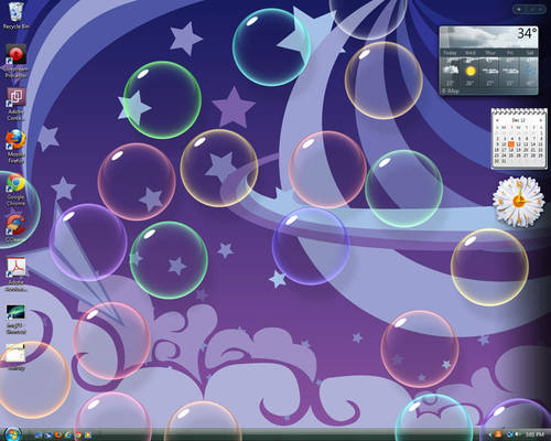Cloud Nine Desktop