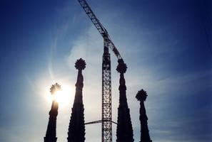Sagrada Familia by omf