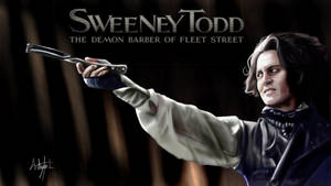 Sweeney Todd Painting