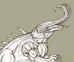 Devil's Iguana by QuintinRWhite