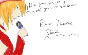 Kitsune Chi - Karaoke Sketch