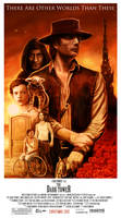 The Dark Tower Movie Poster by Ostrander