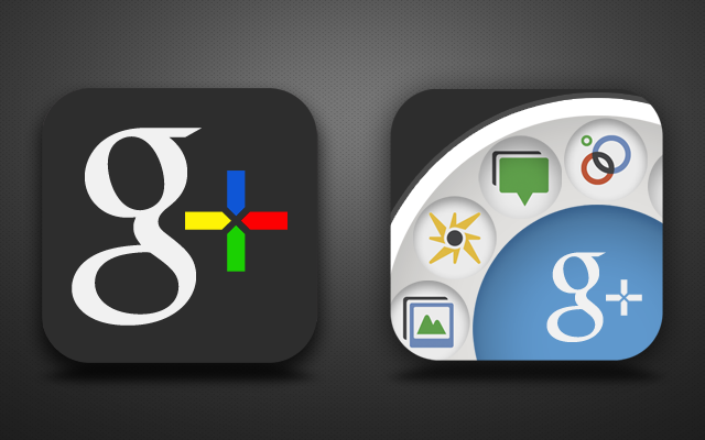 Google+ for iOS Concept by StreamingPixels