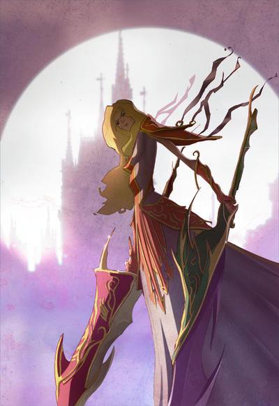 SINDERELLA by CoranKizerStone