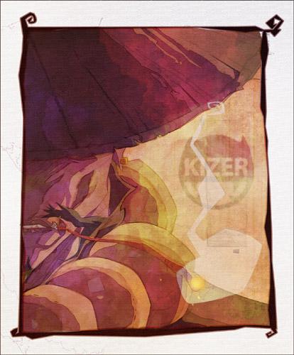 KizeRonin Id by CoranKizerStone