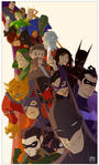 Strange Bat Fellows