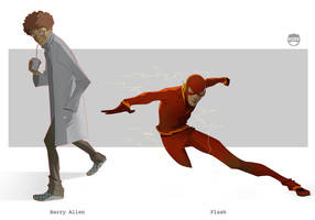 Allen......Flash