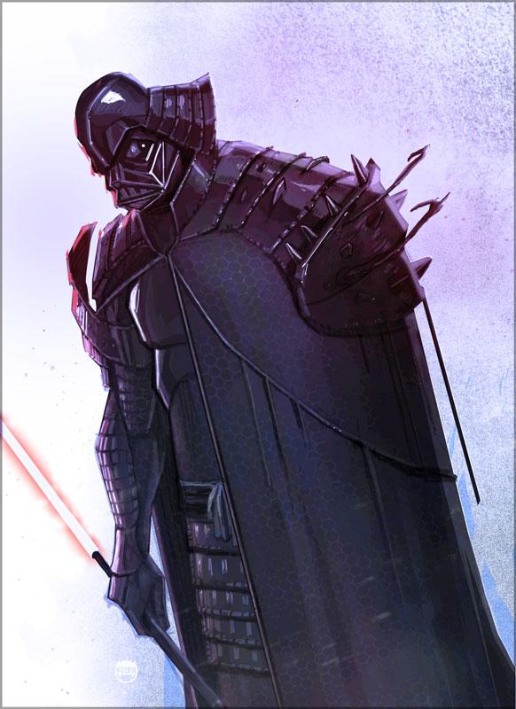Master Darth Vaderuki