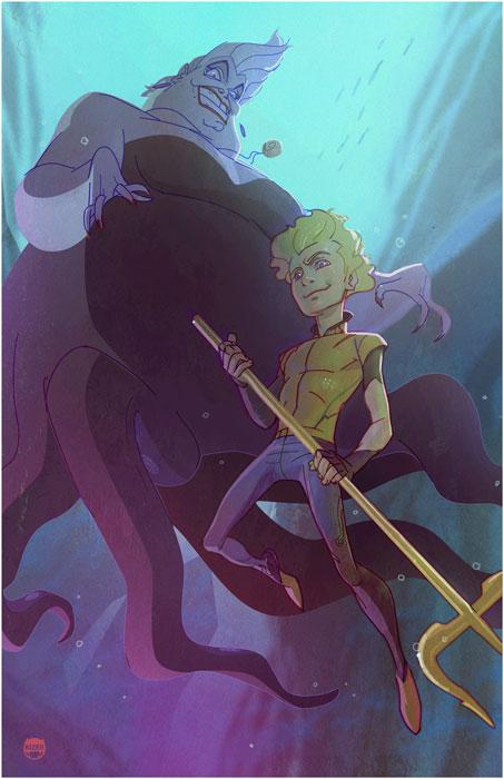 Underwater Rebellion by CoranKizerStone