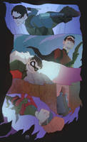 Birds of the Bat by CoranKizerStone