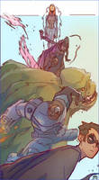 Teen Titans Lets Go