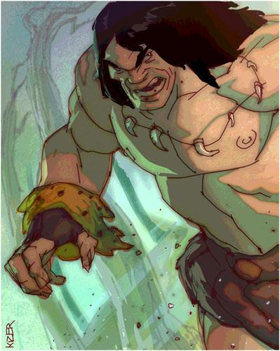Conan by CoranKizerStone
