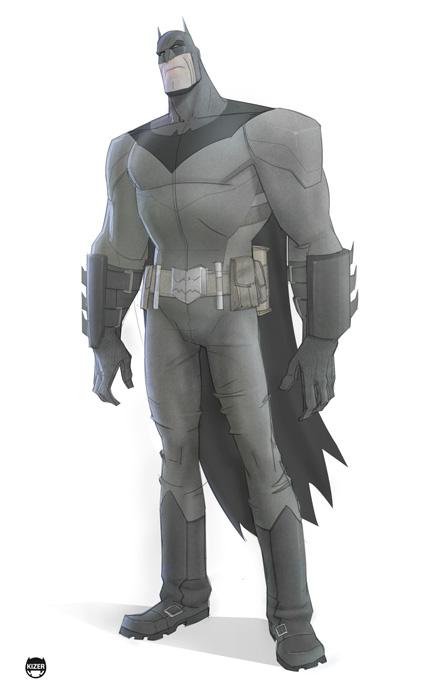 Beast of a Bat by CoranKizerStone
