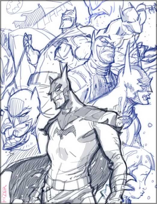 Going Batty by CoranKizerStone