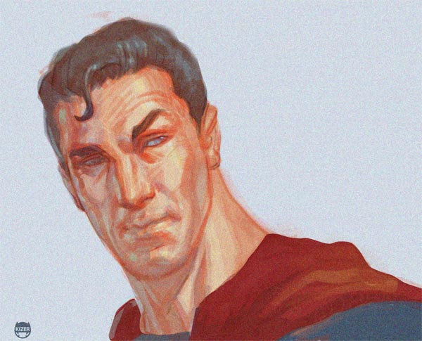 Man of Steel by CoranKizerStone