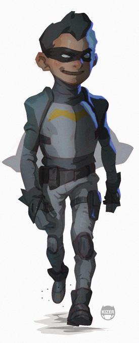 Recon Robin