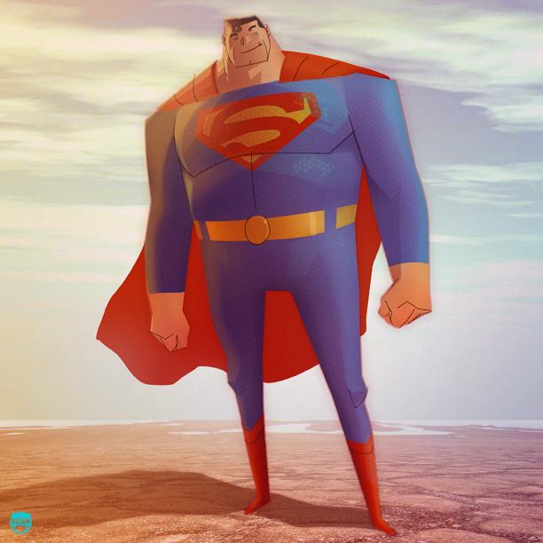 Superman by CoranKizerStone