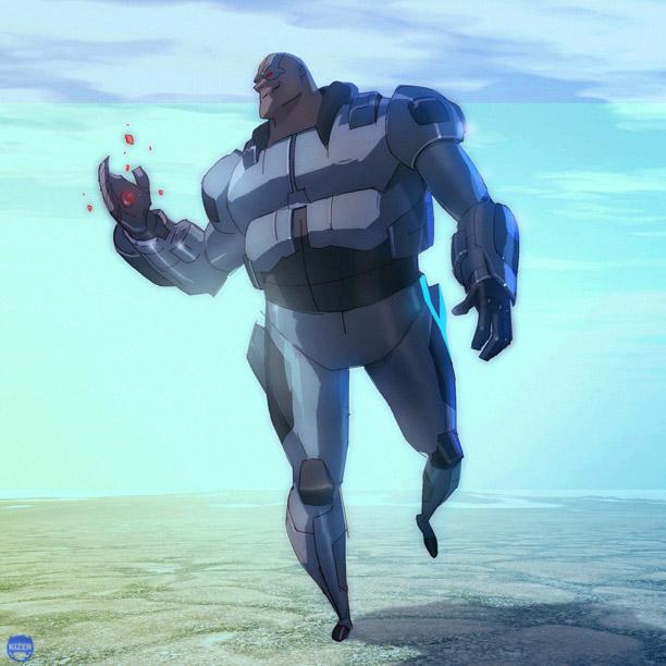Cyborg by CoranKizerStone
