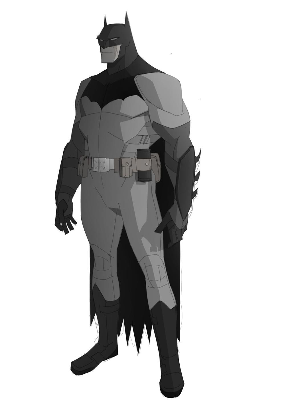 ... CoranKizerStone The Bat show that almost was by CoranKizerStone