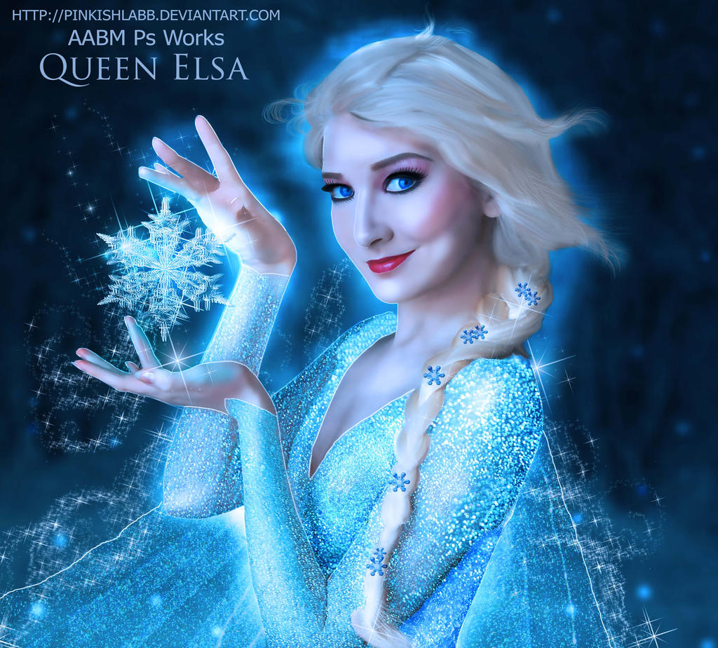 The Cold Never Bothered Me Anyway (Elsa of Frozen)