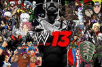 ReUp: WWE13 Special Roster