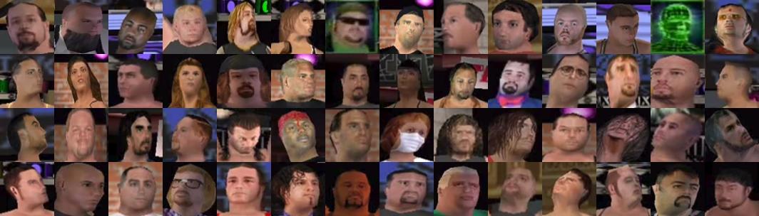 ECW Hardcore Revolution Roster by yoink17 on DeviantArt