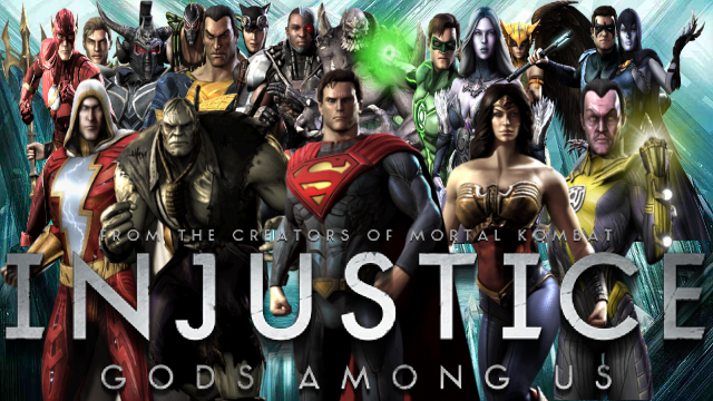 RU Injustice Regime Wallpaper By Yoink17