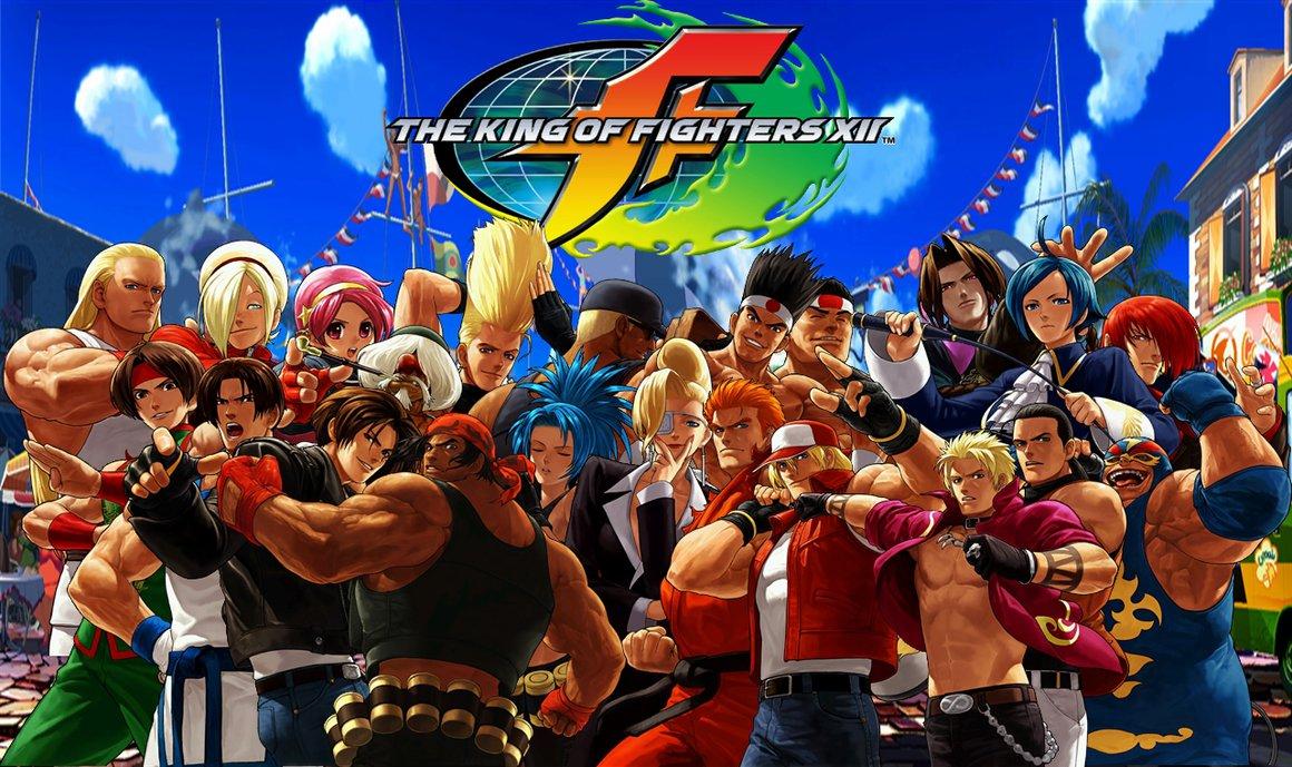 Ru The King Of Fighters Xii Custom Wallpaper By Yoink17 On Deviantart