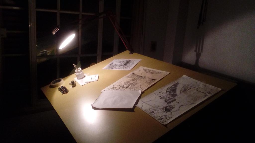 My Studio by VikThor