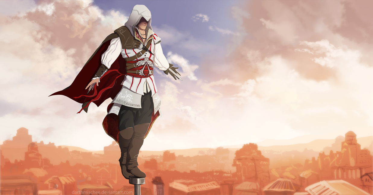 Ezio by Whiluna