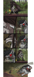Only throw! (comic) by Whiluna