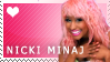 THIS IS A NICKI MINAJ STAMP OK by sweet-shop