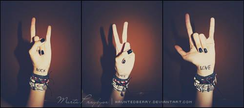 Rock Peace Love