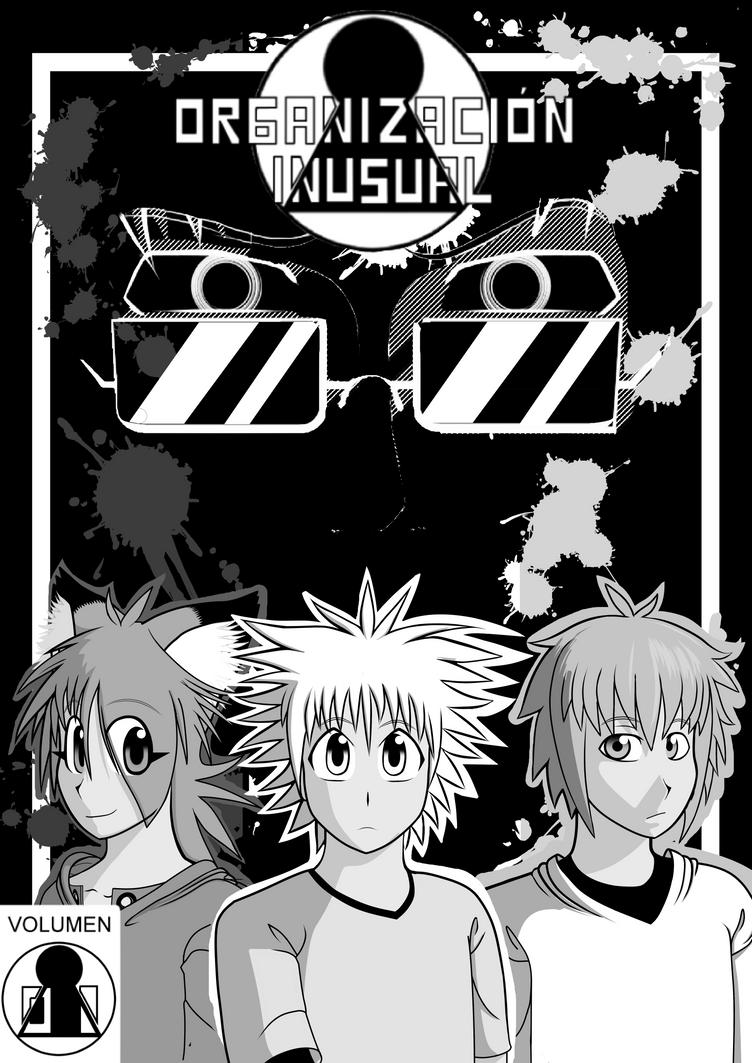 Organizacion inusual comic portada volumen 01 by danielevel