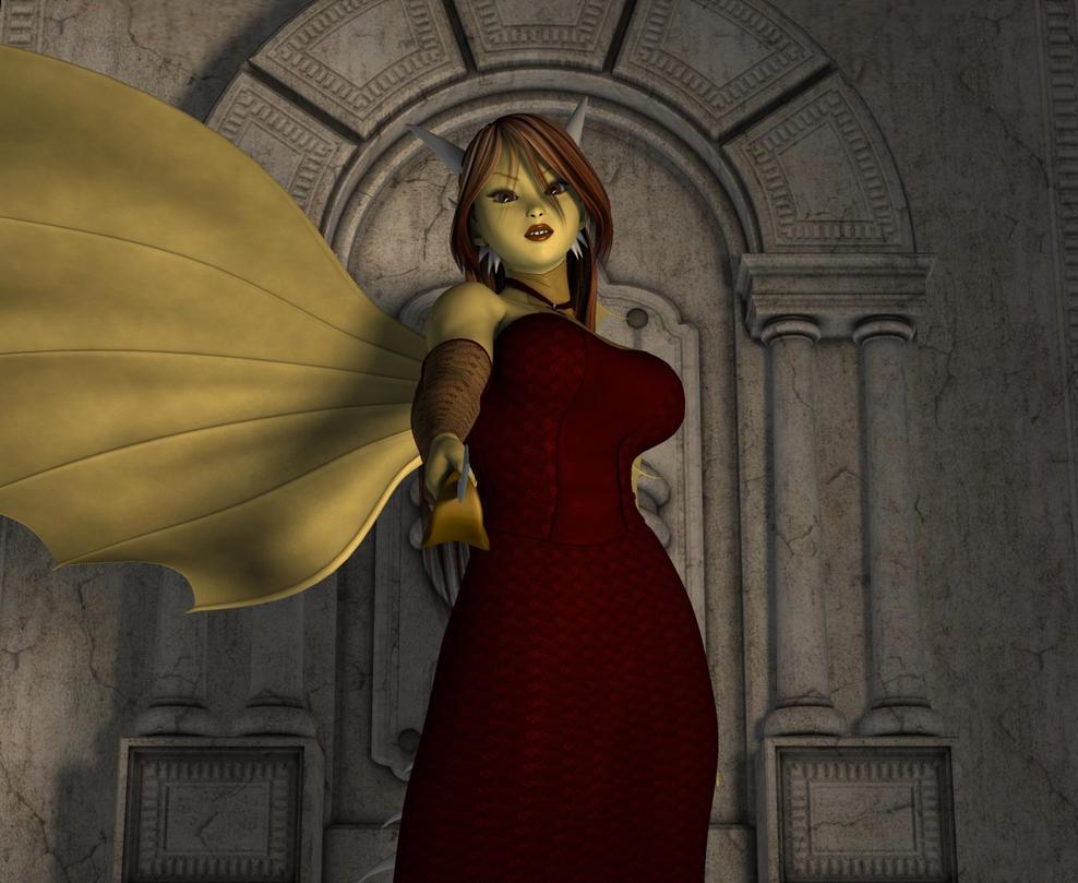 Amelia by shadowblade316