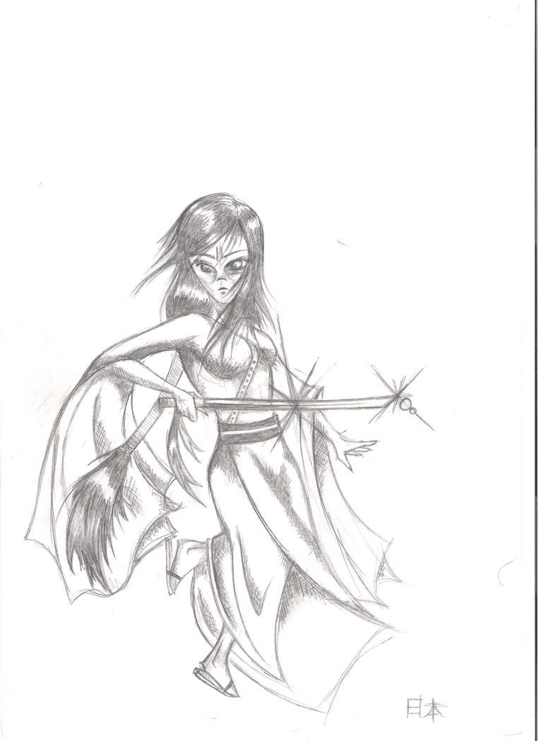 Ninja thing. by Nakazawa