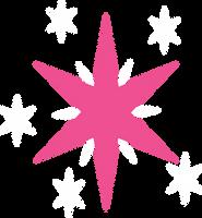Twilight Sparkle -cutie mark- by Godoffury