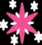 Twilight Sparkle -cutie mark-