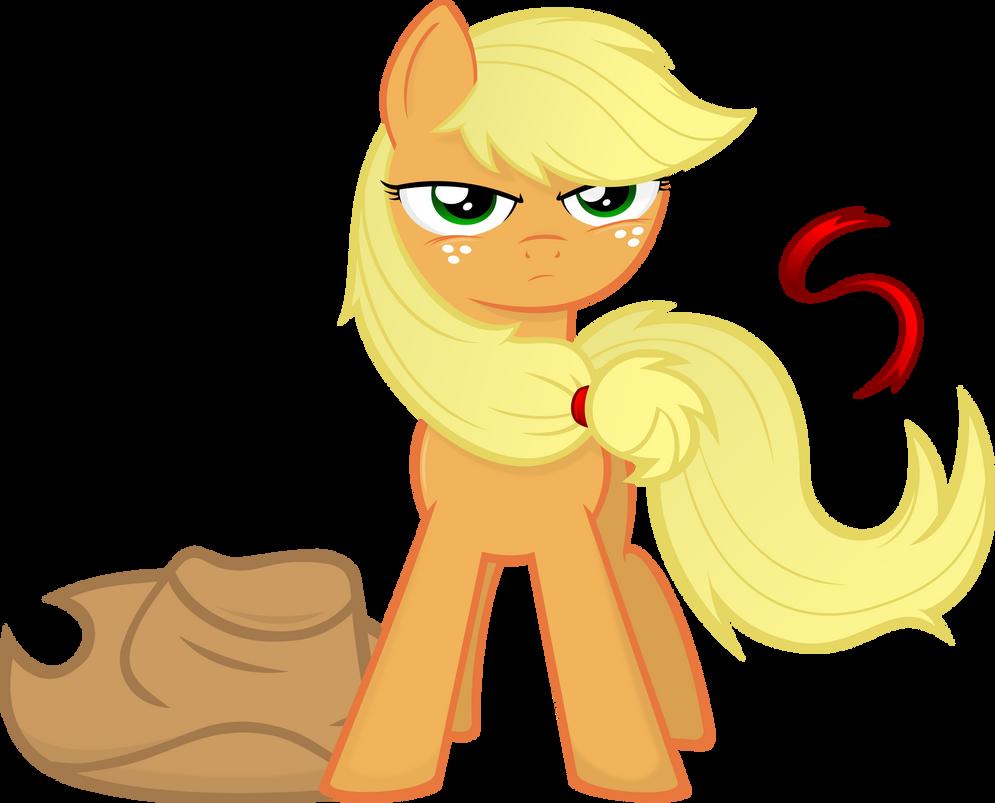 Applejack by Godoffury