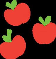 Applejack -cutie mark- by Godoffury