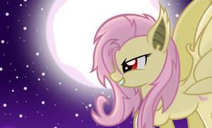 Flutterbat -The Moon-