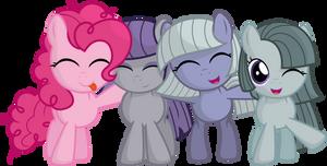 Pinkie pie sisters
