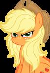 Applejack -Hair Down-