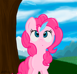 Pinkie Pie -feather-