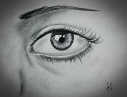 The Eye by SRISHACrimsonVenom