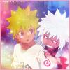 Naruto and Jiraiya child Icon by FlyuuChan