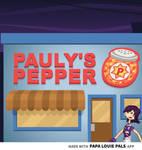 Ugh I hate pauly's pepper